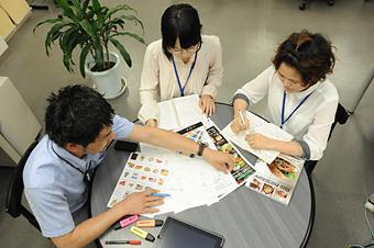 デザインミーティング